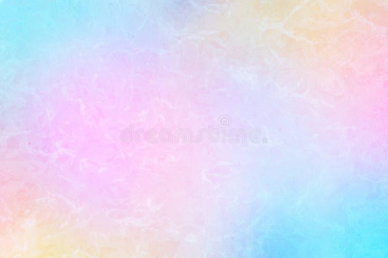 Modelo superficial del mármol del extracto del tono del arte del primer en el fondo de mármol colorido de la textura de la pared  foto de archivo