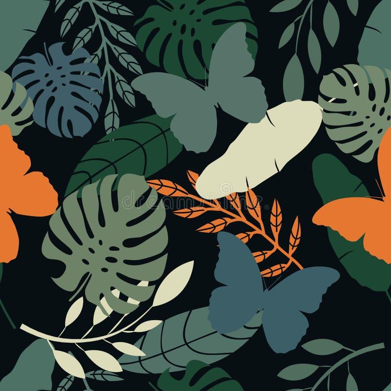 Modelo tropical inconsútil del vector libre illustration