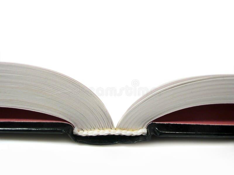modelo vazio do livro - as notas, os cadernos, o estudo e a educação denominaram o conceito fotografia de stock