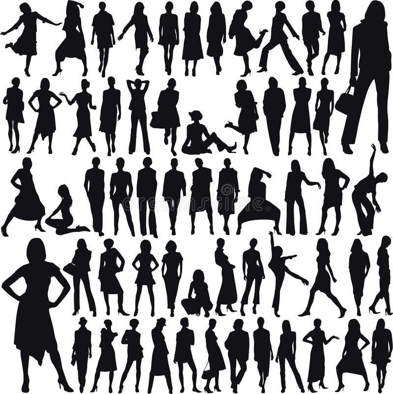Modelos libre illustration