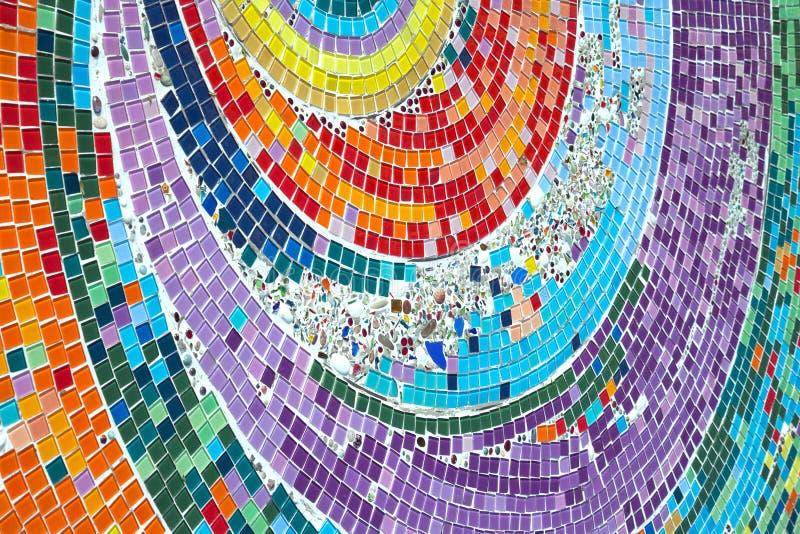 Modelos coloridos de la cerámica hermosa fotos de archivo libres de regalías