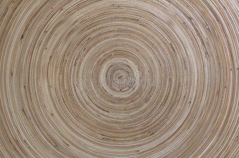 Modelos concéntricos de la madera imagen de archivo libre de regalías