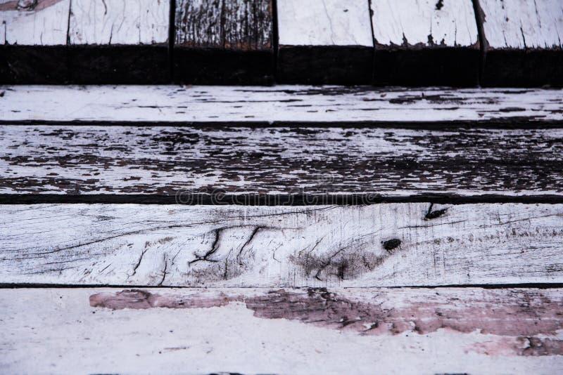 Modelos en la madera imagenes de archivo