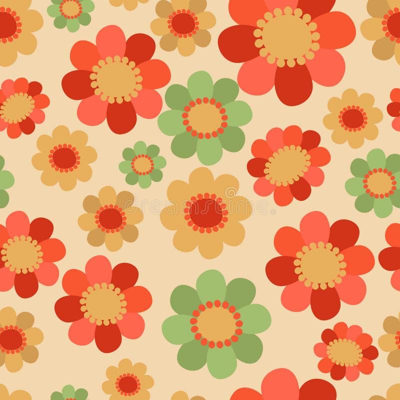 Modelos inconsútiles florales libre illustration