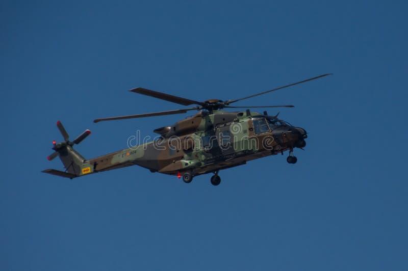 Modelos NH-90 obrazy stock