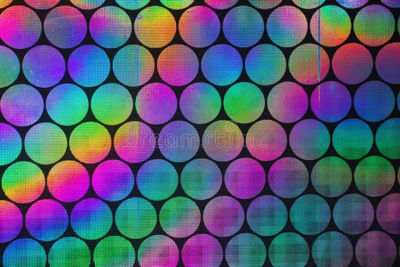 Modelos olográficos imagen de archivo