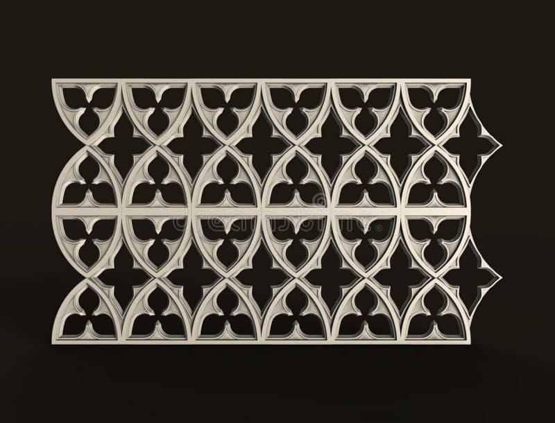 Modelos para o design de interiores arquitetónico, 3D ilustração, artista, textura, projeto gráfico, arquitetura, ilustração, sím ilustração do vetor