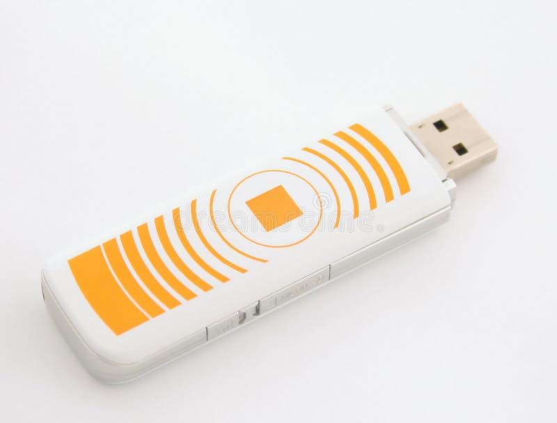 modem do USB 3G imagem de stock