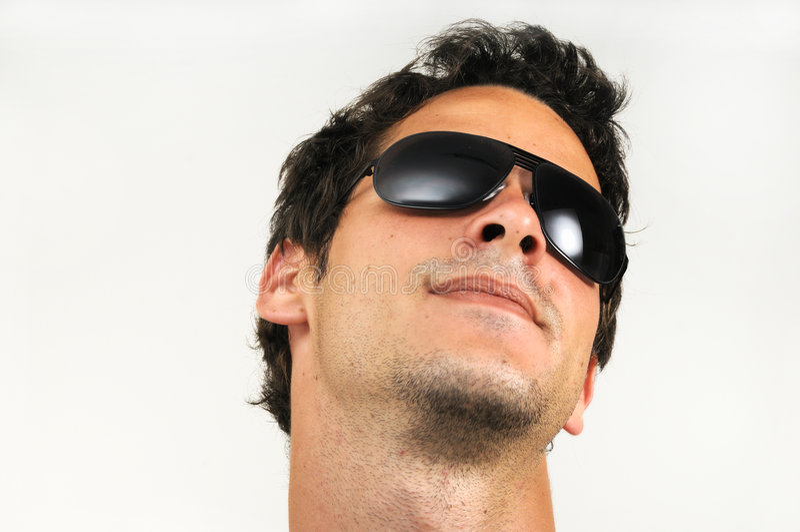 modemansolglasögon arkivbilder