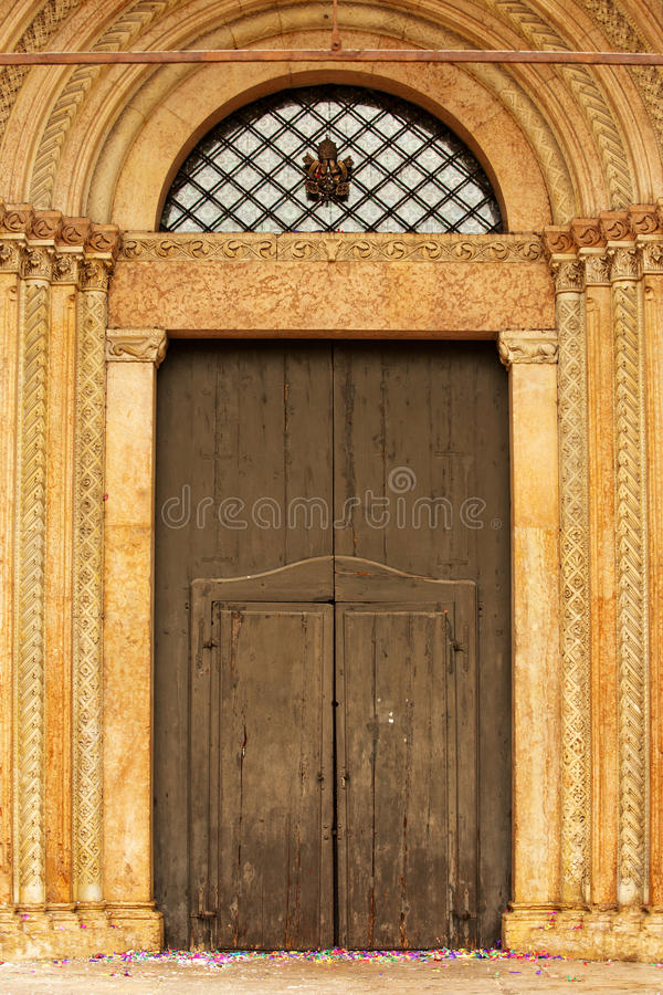 Modena Cathedral Royalty Free Stock Photography