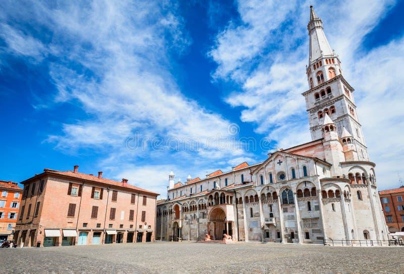 Modena Emilia-Romagna, Italien royaltyfria bilder