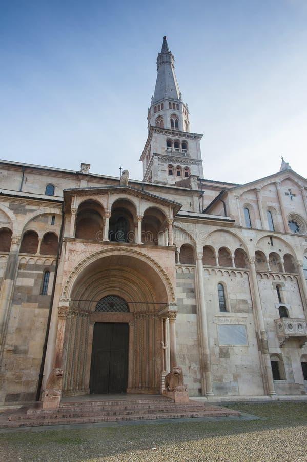 Modena, Italia fotografie stock libere da diritti