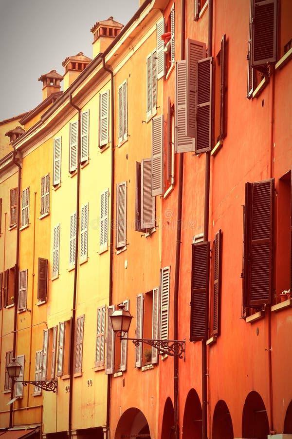 Modena, Italien stockfoto