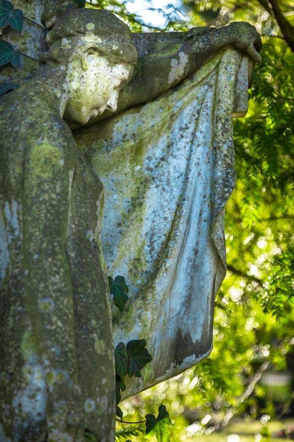 Moder Mary Christianity Religion i natur arkivfoto