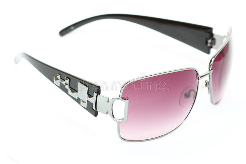 moderiktig solglasögon arkivfoton