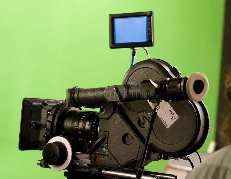 Download Modern 35 mm Film Camera stock photo. Image of film, director - 3567436