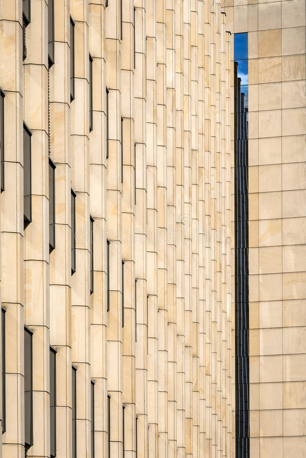 Download Modern Abstract Architecture Building Facade Stock Photo - Image of construction, facade: 28483102