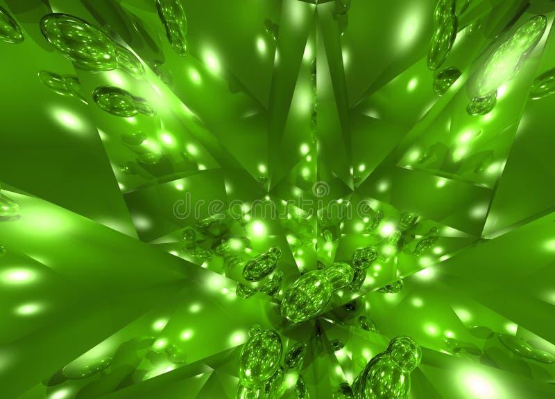 Modern abstract background illustration. Spot Lights Modern abstract background pattern illustration vector illustration