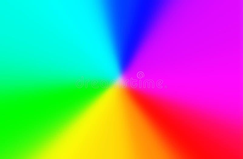 Modern abstract kleurrijk onduidelijk beeld achtergrond digitaal grafisch textuurontwerp Illustratie stock foto's