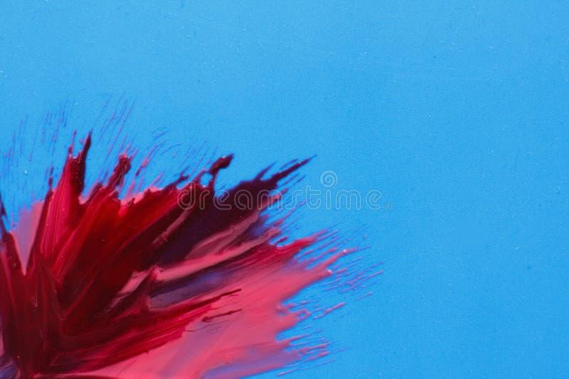 Modern abstractionism Målarfärgfärgstänk, festivalholi royaltyfri foto