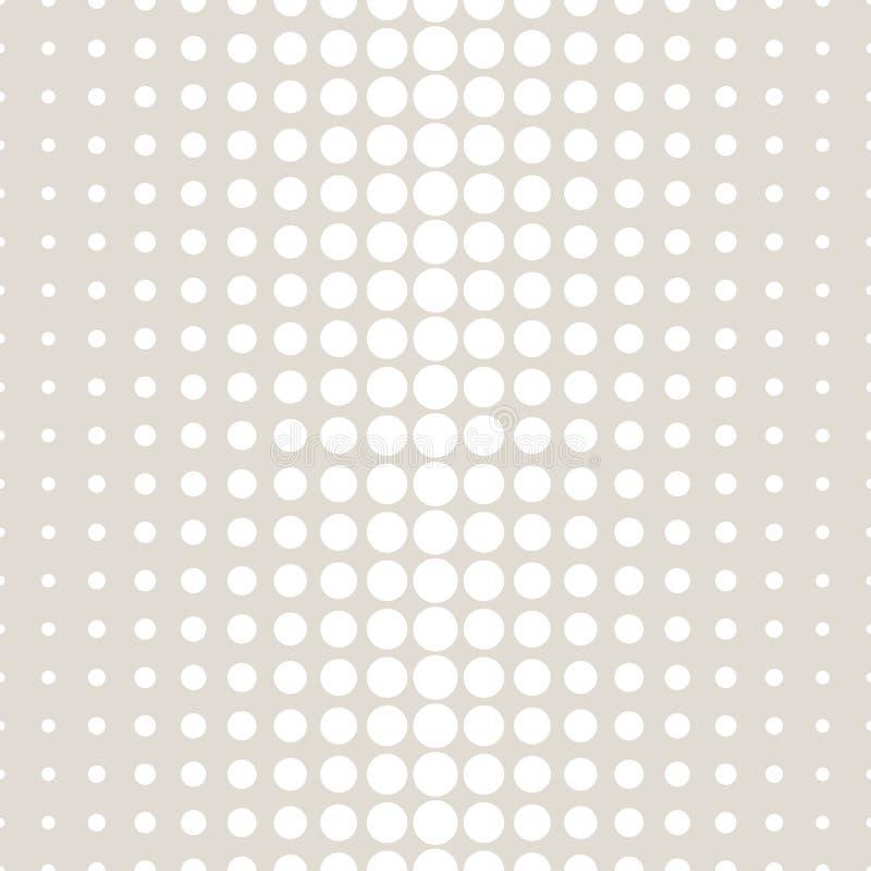 Modern abstrakt geometrimodell för vektor ljus - grå sömlös geometrisk bakgrundsmodell stock illustrationer