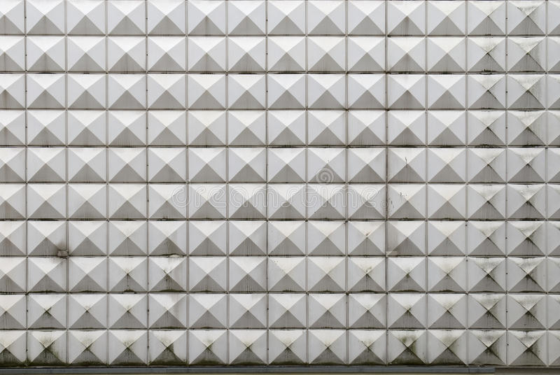 Modern abstrakt vägg royaltyfria foton