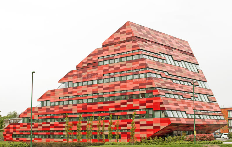 Modern Academic Building royalty free stock image