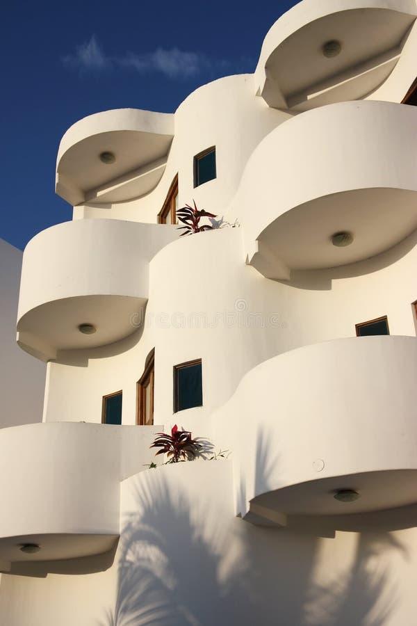 Download Modern Apartment Building stock image. Image of peru - 23434397