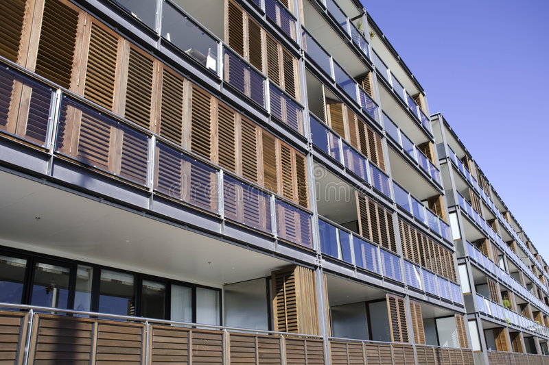 Download Modern Apartments stock photo. Image of buildings, urban - 2469322