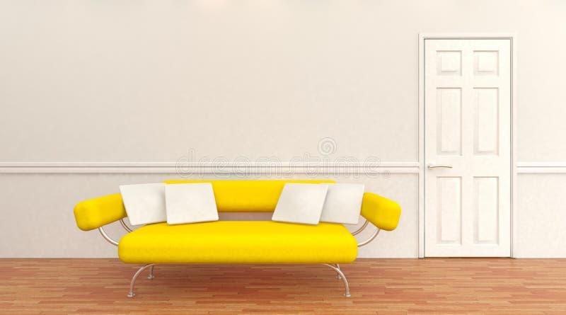 Download Modern Architectural Interior Stock Illustration - Image: 24672956