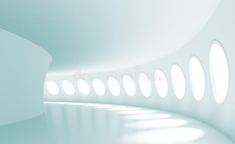 Modern Architecture vector illustration