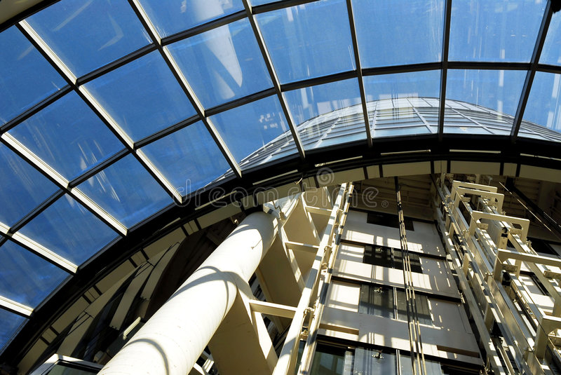 Download Modern architecture stock image. Image of perspective - 3165585