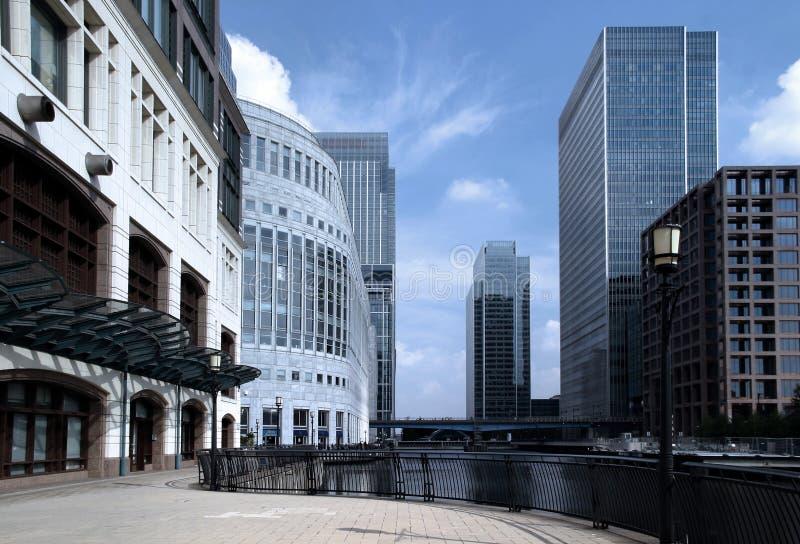 Modern architecture 6. stock image