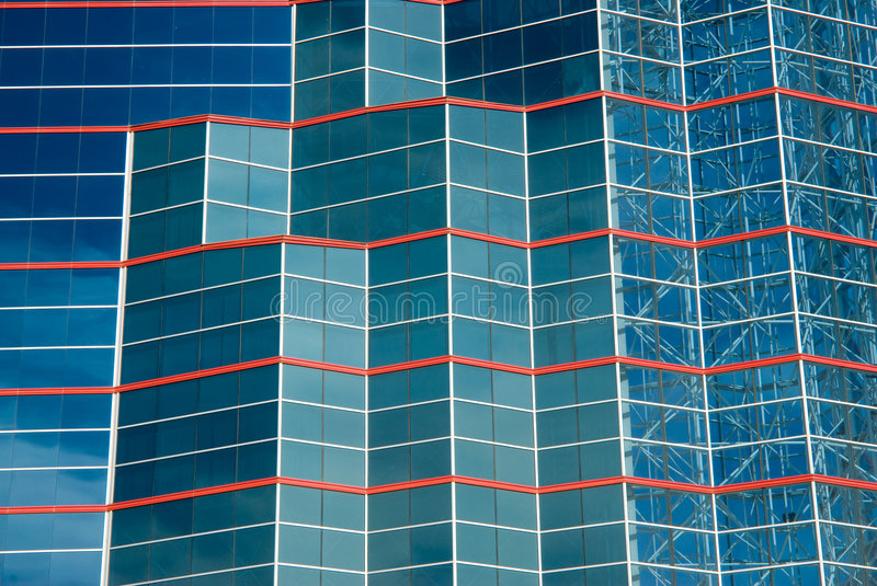 Download Modern Architecture stock photo. Image of buildings, reflection - 8225470