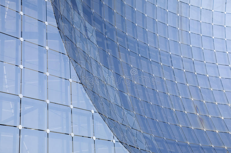 Modern Architecture Background Royalty Free Stock Photography