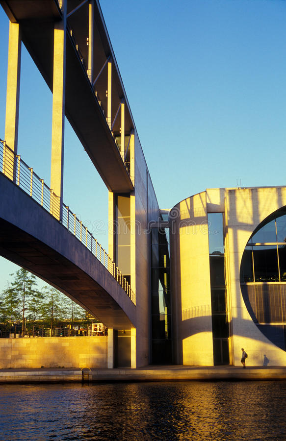 Download Modern Architecture In Berlin Stock Image - Image: 20691157
