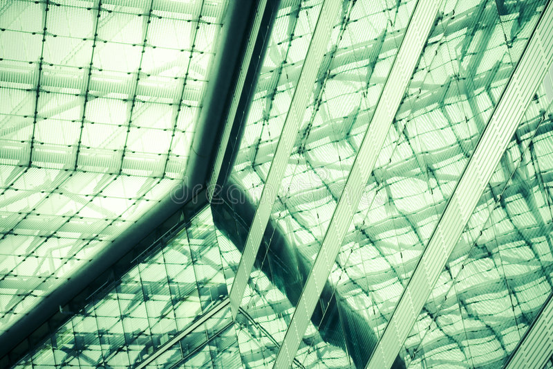 modern architecture berlin stock image