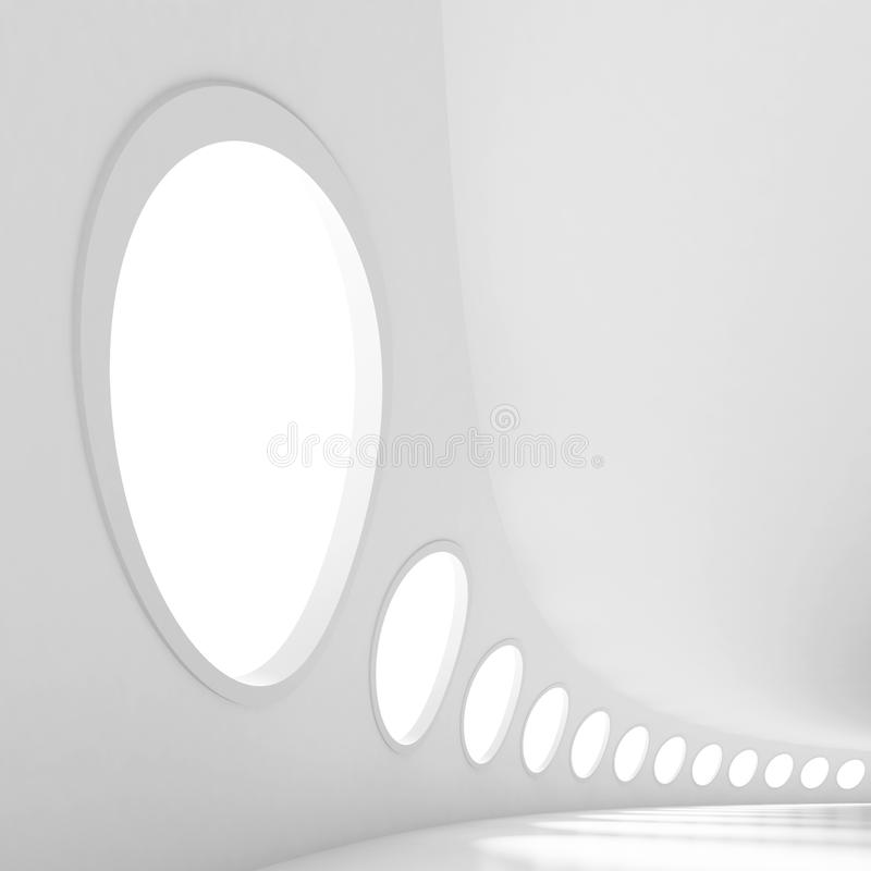 Modern Architecture royalty free illustration