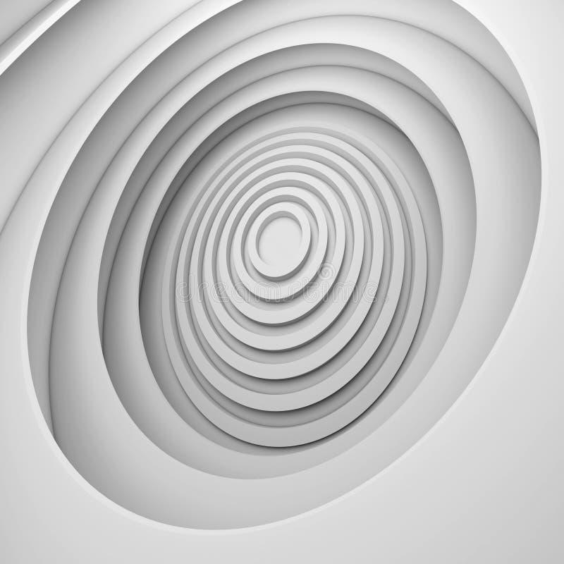 Modern Architecture Design royalty free illustration