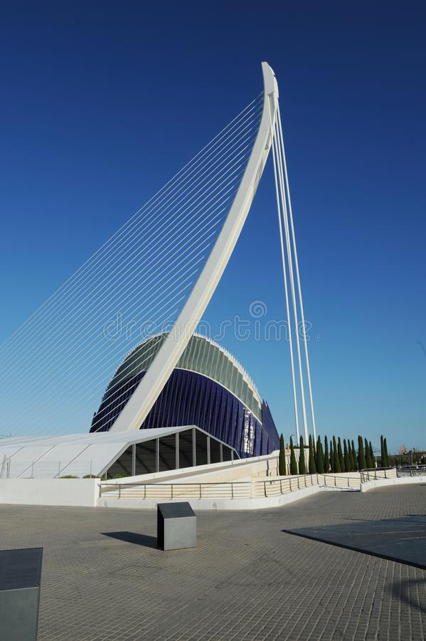 Modern architecture exterior stock images