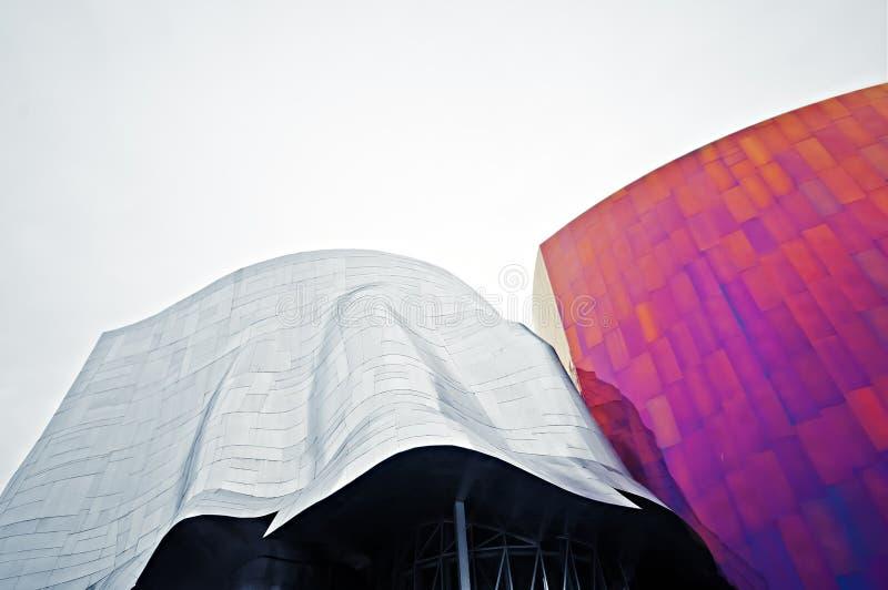 Modern architecture exterior royalty free stock photos