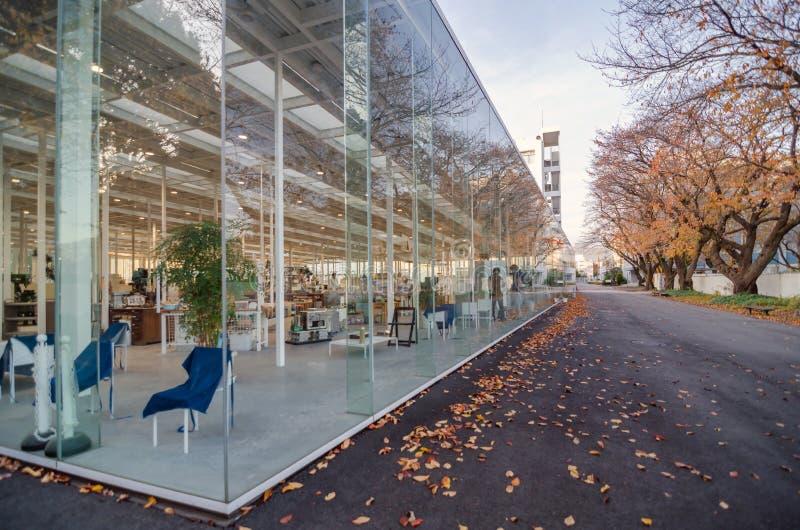 Modern Architecture in Kanagawa Institute of Technology