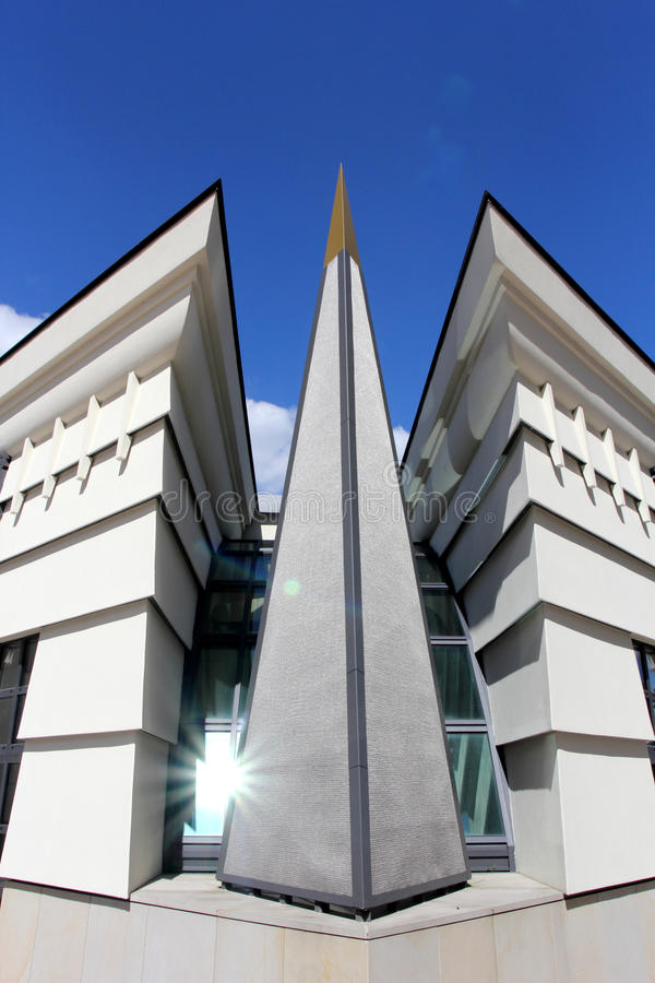 Download Modern Architecture In Luxembourg Stock Image - Image: 27185411