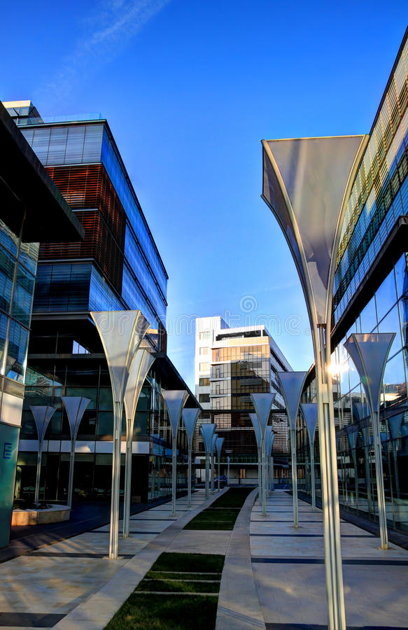 Download Modern architecture 2 stock photo. Image of design, construction - 36505626