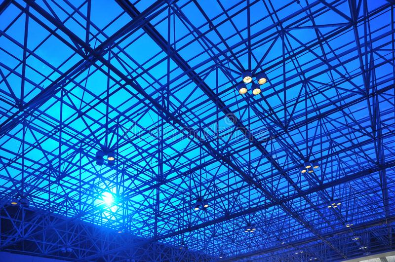building construction architecture roof structure constructi royalty free stock photo