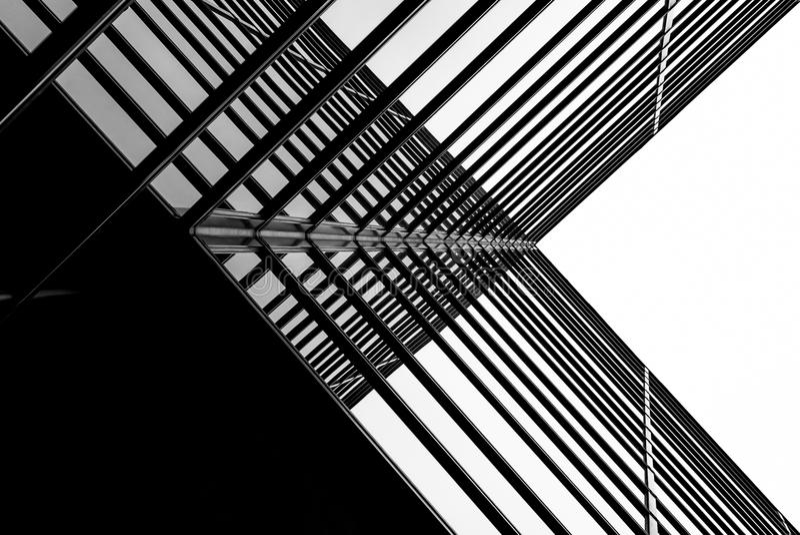 Modern Architecture X vector illustration