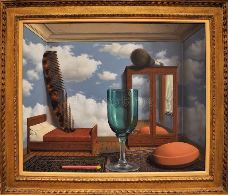 Modern Art Editorial Stock Image