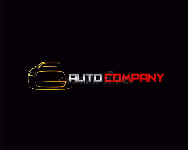 Modern Auto Company Logo Design Vector And Illustration Stock Vector Illustration Of Cosmetics Clinics 128562527