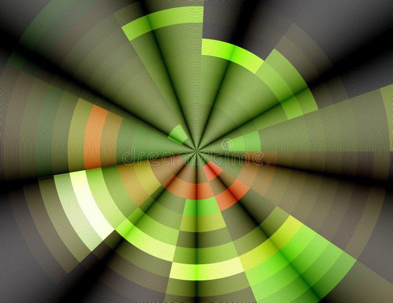 Modern background vector illustration