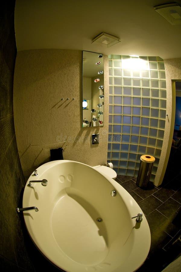 modern badrum arkivfoton